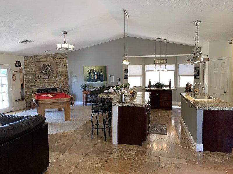 Kierland/Scottsdale ~ NEW HEATED POOL & SPA ~ 4Bd/2Ba Getaway!, location de vacances à Scottsdale