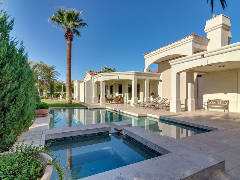 Paradise Valley Estate With Pool, Game Room And Near Entertainment!, vacation rental in Paradise Valley