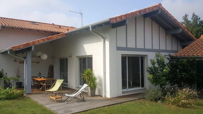 Location maison 9 personnes Anglet/Biarritz, location de vacances à Anglet