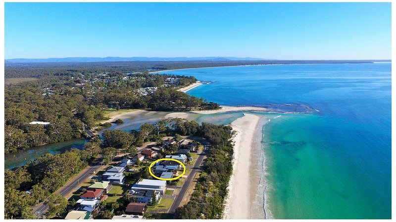 Oasis on the Beach :: Across the road from beach, great views of Jervis Bay, location de vacances à Vincentia
