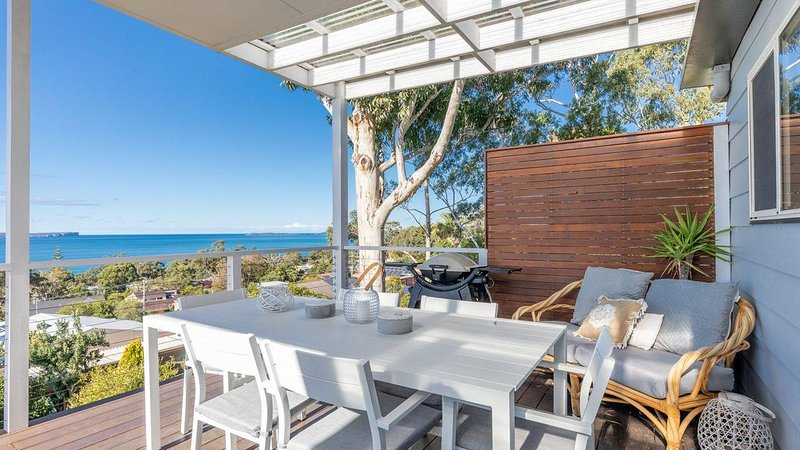 The Address :: Amazing water views – semesterbostad i Hyams Beach