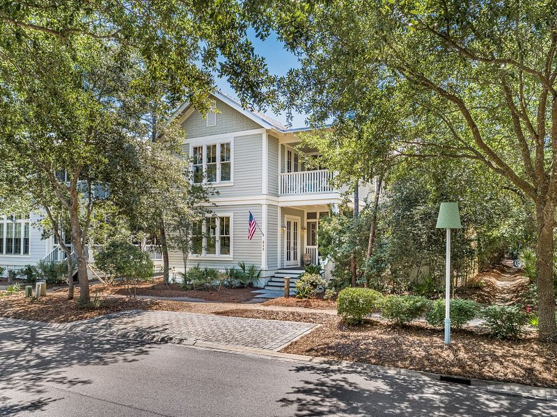 Gorgeous 4-Plus Bedroom Home in Amazing Watercolor Location, vacation rental in Seagrove Beach