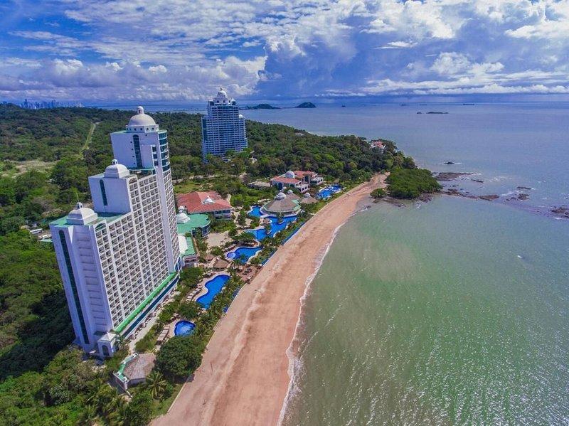 Espectacular vista sobre el mar y la playa : Hermoso,  impecable y cómodo, alquiler vacacional en Isla Taboga