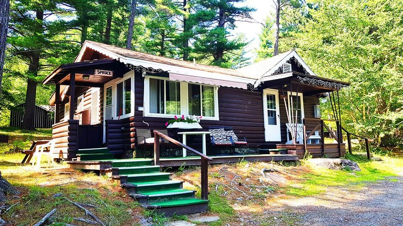 Family Chalet with Fireplace, holiday rental in Wilmington