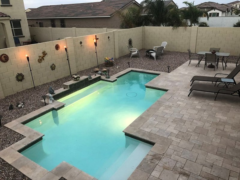 POOLSIDE RETREAT EAST MESA, SPORTS & SHOPPING, alquiler vacacional en Queen Creek