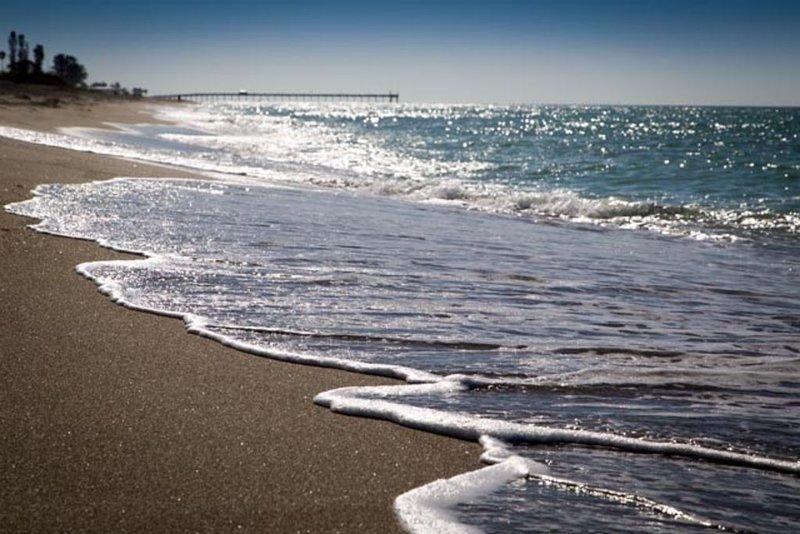 Praia dourada