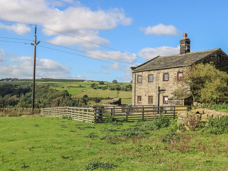 1 Horsehold Cottage, HEBDEN BRIDGE, casa vacanza a Wadsworth