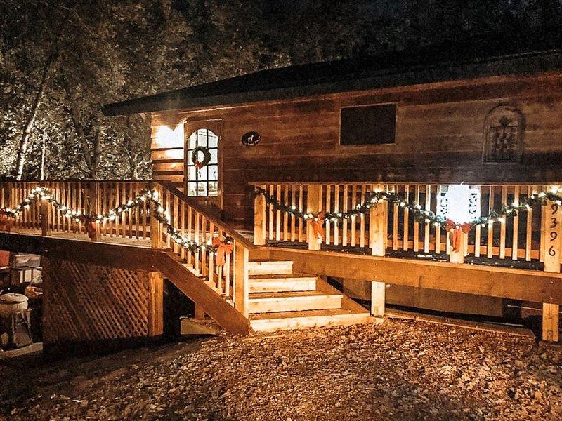 Cozy Bass Lake Cabin walk to Pines Village & Marine, 20 min to Yosemite!, vacation rental in Bass Lake
