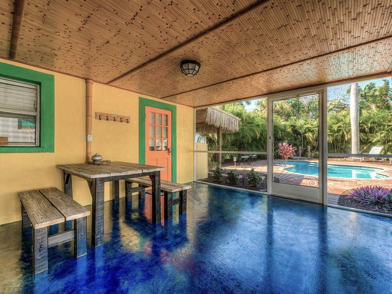 Ultimate Private getaway/Heated Pool/Grill/Free WIFI/Pets Allow/Great Location! – semesterbostad i Cortez