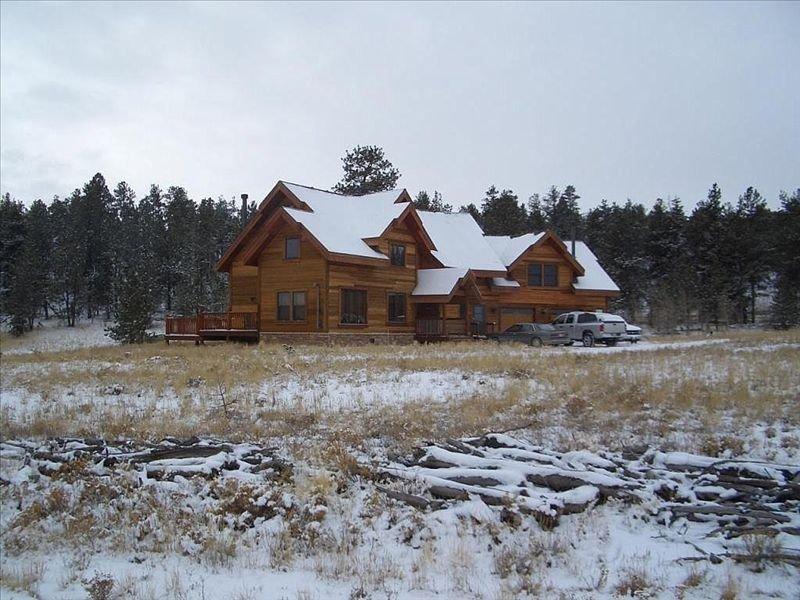 Pretty Rocky Mountain Retreat Near Buena Vista & Breckenridge, vacation rental in Hartsel