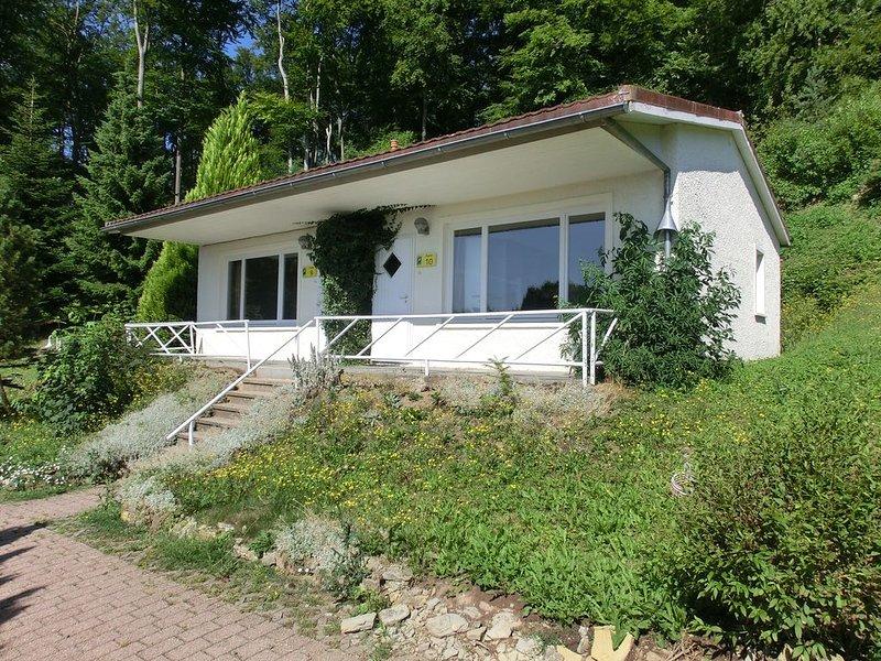 Einbecker Sonnenberg - ein ganz besonderer Ort:  ruhig - Ausblick - naturnah, holiday rental in Einbeck