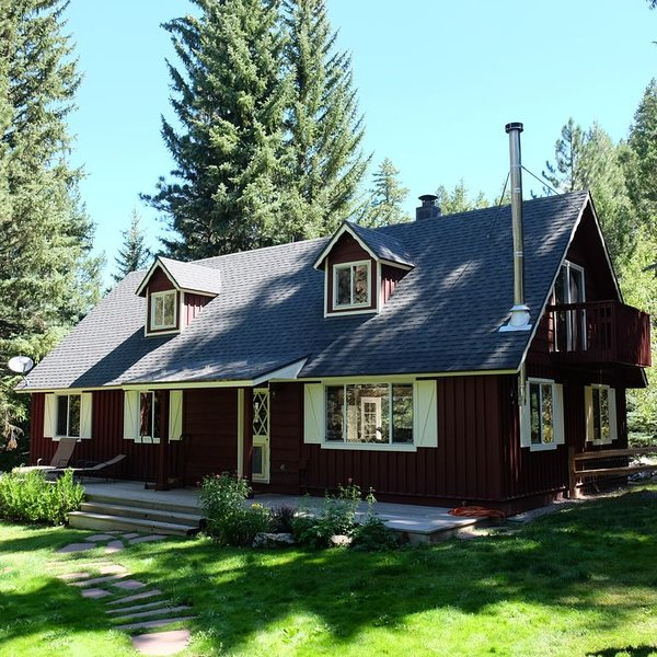 Creekside Chalet in the Crystal River Valley, vacation rental in Redstone