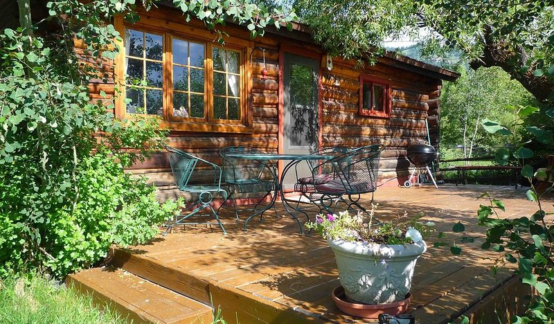 Great Wyoming Cabin - Fully Renovated - Contact For Available Dates-, aluguéis de temporada em Wilson