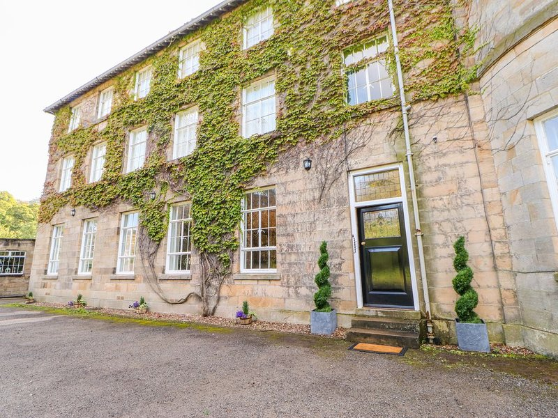 Woodlands View Stanhope Castle, STANHOPE, vacation rental in Stanhope