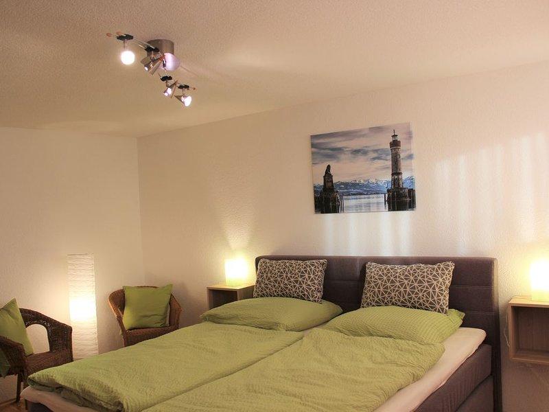 Ferienwohnung LEONE***, 65qm, 2 Schlafzimmer, max. 4 Personen, holiday rental in Eichenberg