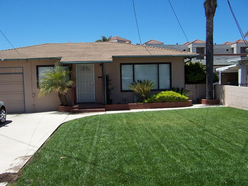 551 Dolliver: 4  BR, 3  BA House in Pismo Beach, Sleeps 8, holiday rental in Pismo Beach
