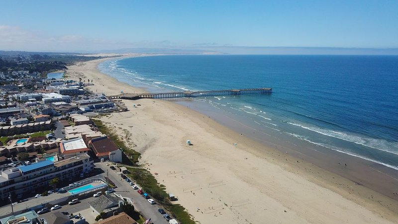 Location, Location, Location (and luxury too!) in Pismo Beach, holiday rental in Pismo Beach