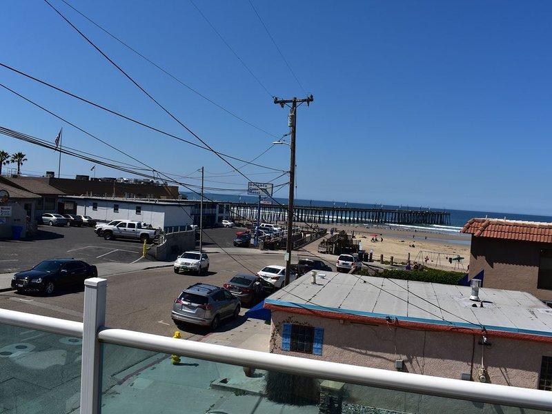 195 Main: 2  BR, 2  BA Condominium in Pismo Beach, Sleeps 6, holiday rental in Pismo Beach