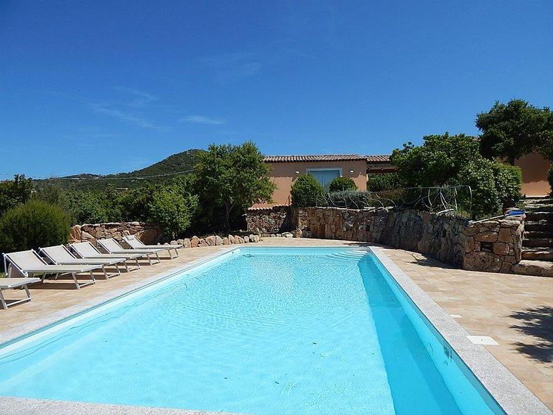Splendida Villa con piscina privata nel cuore della Costa Smeralda, Sardegna, location de vacances à San Pantaleo