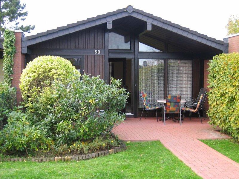 Ferienhaus, WLAN, Hund erlaubt, Fahrräder vorhanden, location de vacances à Butjadingen