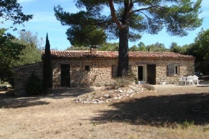 Maison typique au coeur du luberon, holiday rental in Bonnieux en Provence
