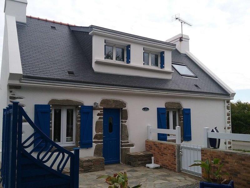 jolie maison pour des vacances à Groix, location de vacances à Groix