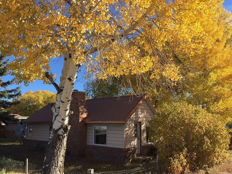Stay in Beautiful Del Norte, Colorado!, location de vacances à Del Norte