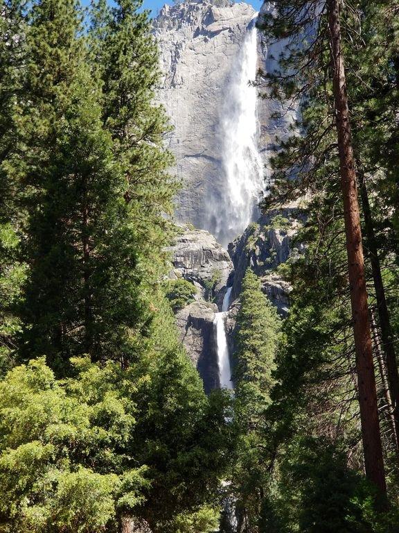 Cataratas de Yosemite Junio de 2018
