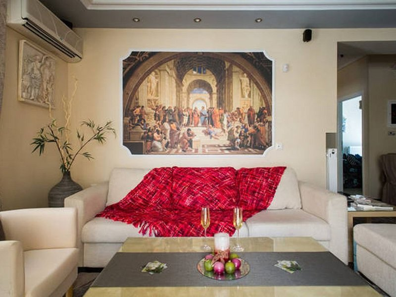 Magnifique Appartement au Centre de la Capitale, holiday rental in Athens