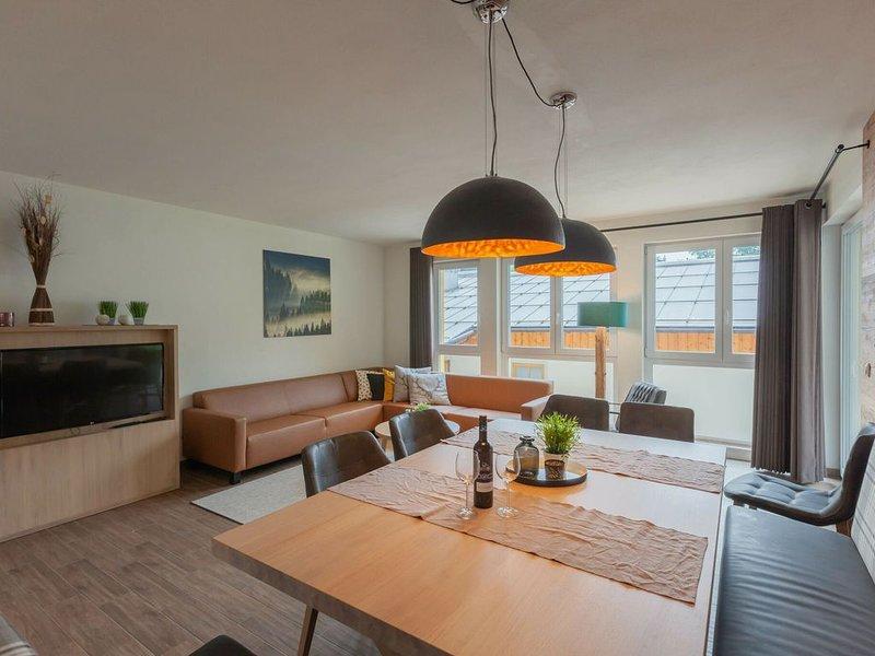 Cozy Apartment in Dienten am Hochkönig with Ski Area Nearby, holiday rental in Dienten am Hochkönig