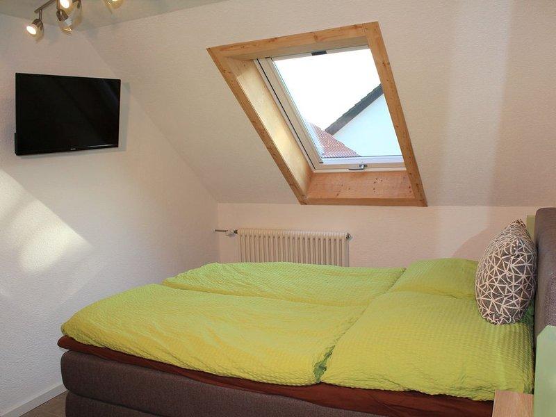 Ferienwohnung FARO***, 28,5qm, 1 Schlafzimmer, max. 2 Personen, holiday rental in Eichenberg