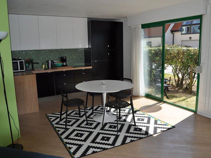 Les pieds dans l'eau - Appartement  moderne  4 personnes - à 20 m de la plage, location de vacances à Pas-de-Calais