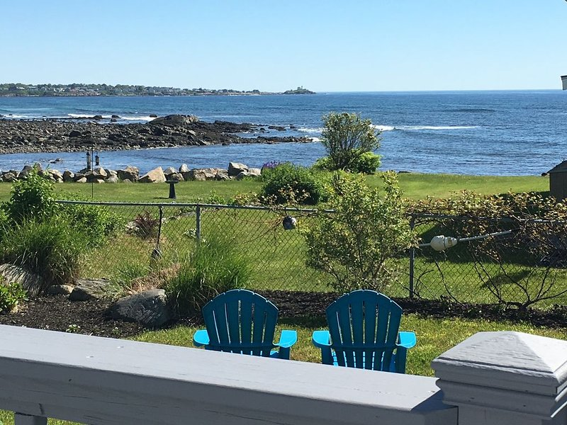 Beautiful ocean views & walking distance to the beach., vacation rental in York