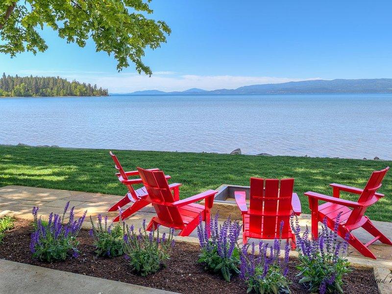 A beautiful day on Flathead Lake!