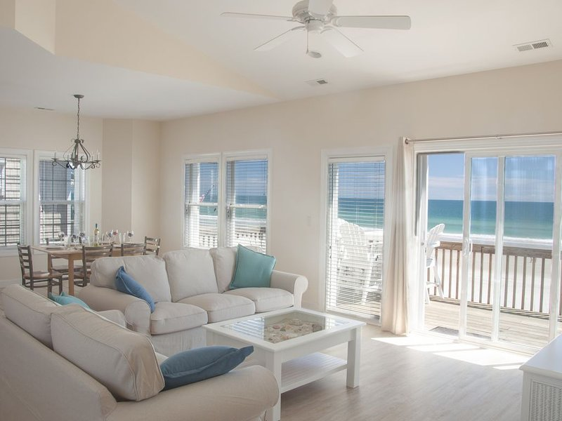 'Captain Andy's Too' - Renovations complete! Family Vacation Perfection., alquiler de vacaciones en Topsail Beach