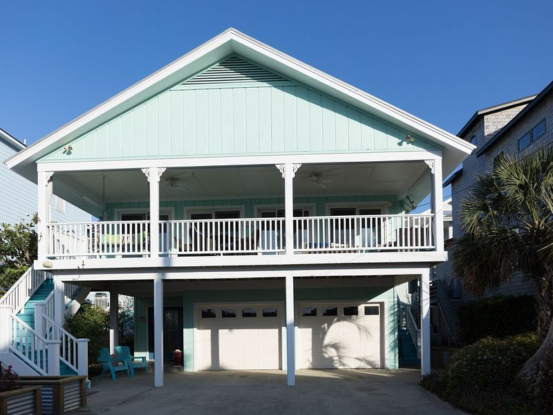 Everything You Could Ask for in a Beach Vacation!, holiday rental in Wrightsville Beach