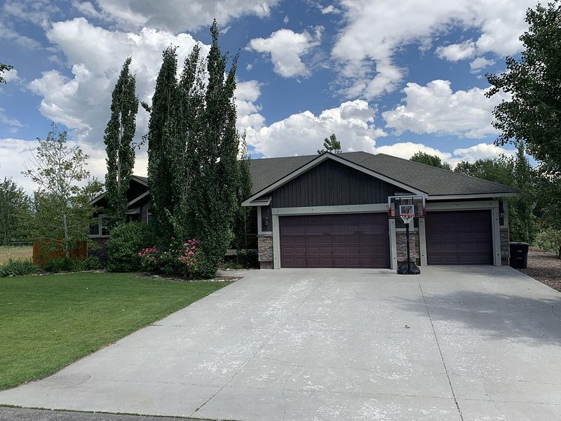 Beautiful, Family Friendly Home in Victor, ID, holiday rental in Swan Valley
