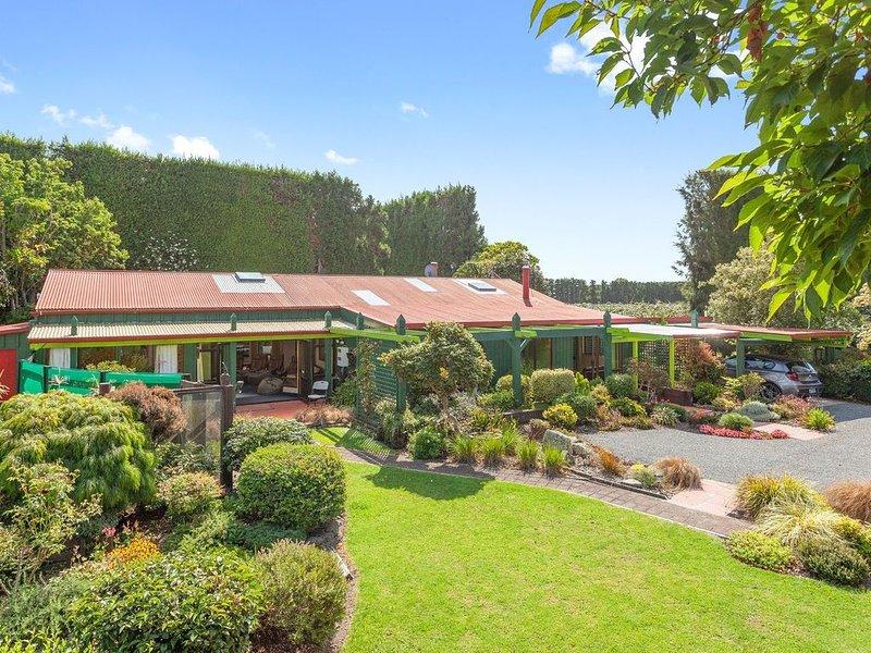 Garden House - Opotiki, Bay of Plenty, holiday rental in Ohope