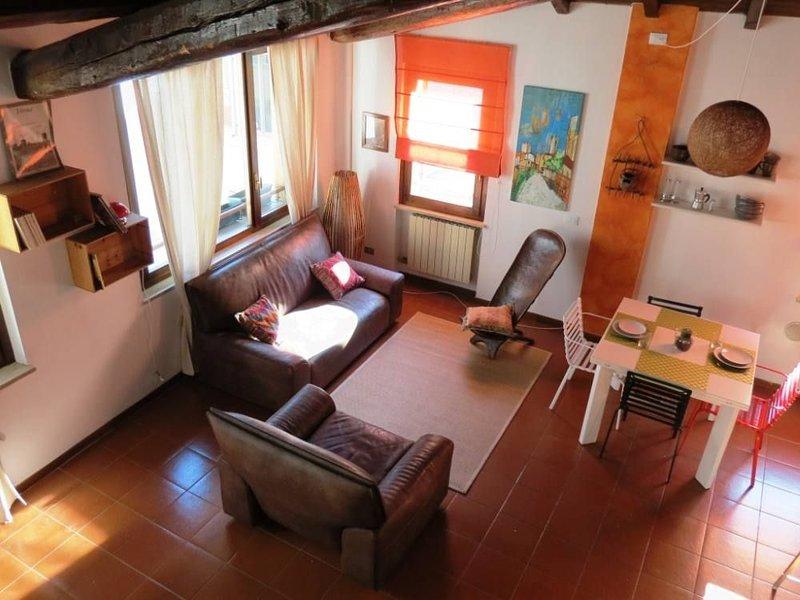 LA SOFFITTA NEL CUORE DI VERONA, holiday rental in Verona