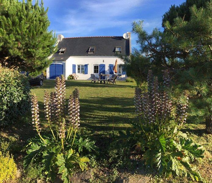 Maison indépendante de Style Bellilois 2 à 8 Personnes , proche mer ., location de vacances à Belle-Ile-en-Mer