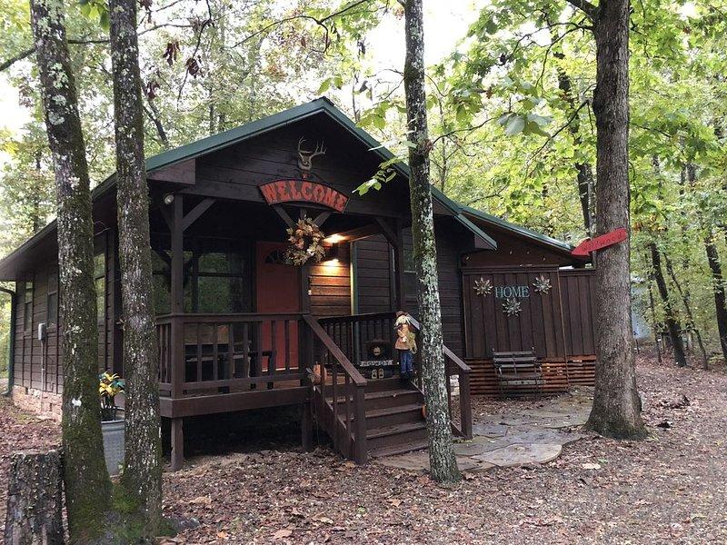 Wildwood Perfect Honeymoon Hideway 7acre Secluded Retreat, Hot Tub, WiFi, Pets, location de vacances à Pickens