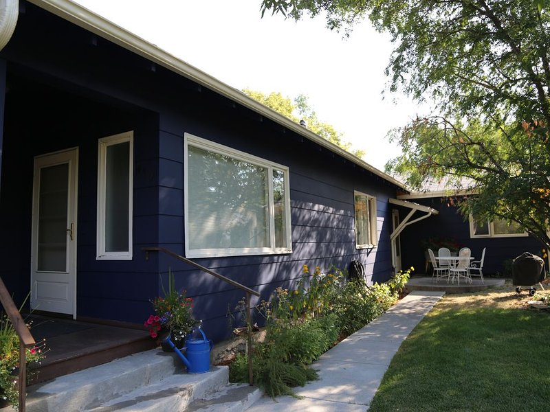 Blue Willow Guest House in the Heart of Bozeman, Montana, aluguéis de temporada em Bozeman