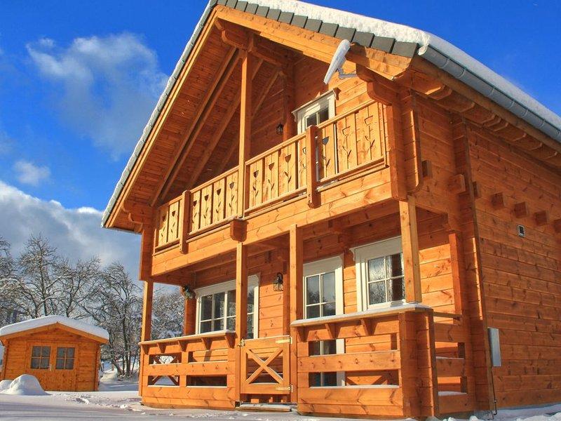 Beautiful Holiday Home in Medebach Sauerland near Ski Area, casa vacanza a Kustelberg