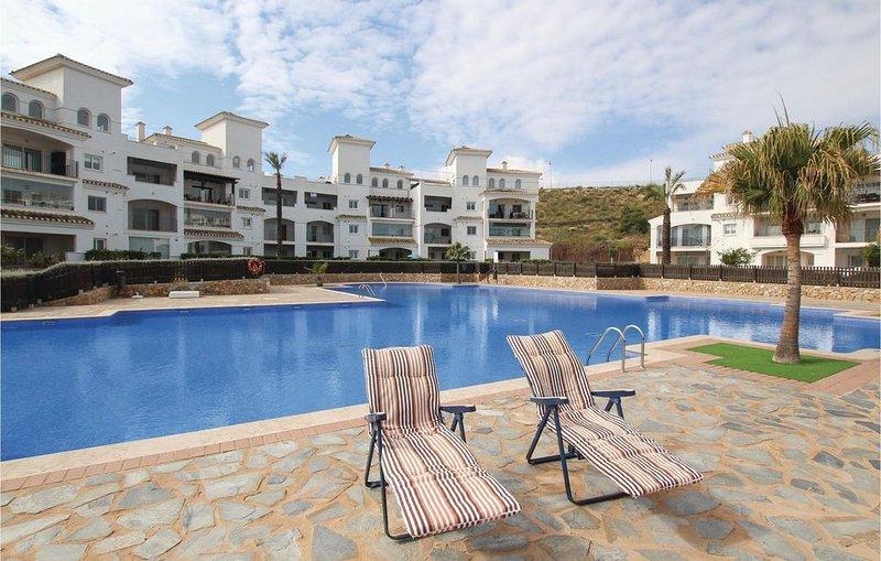 2 Zimmer Unterkunft in Sucina, holiday rental in La Tercia