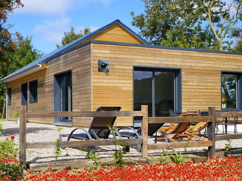 Maison neuve, gîte meublé de tourisme, Wissant Côte d'Opale, location de vacances à Marquise