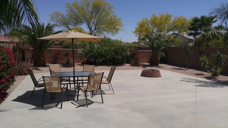 Johnson Ranch San Tan Valley.... March 2021 Now Available For Full Month., vacation rental in San Tan Valley