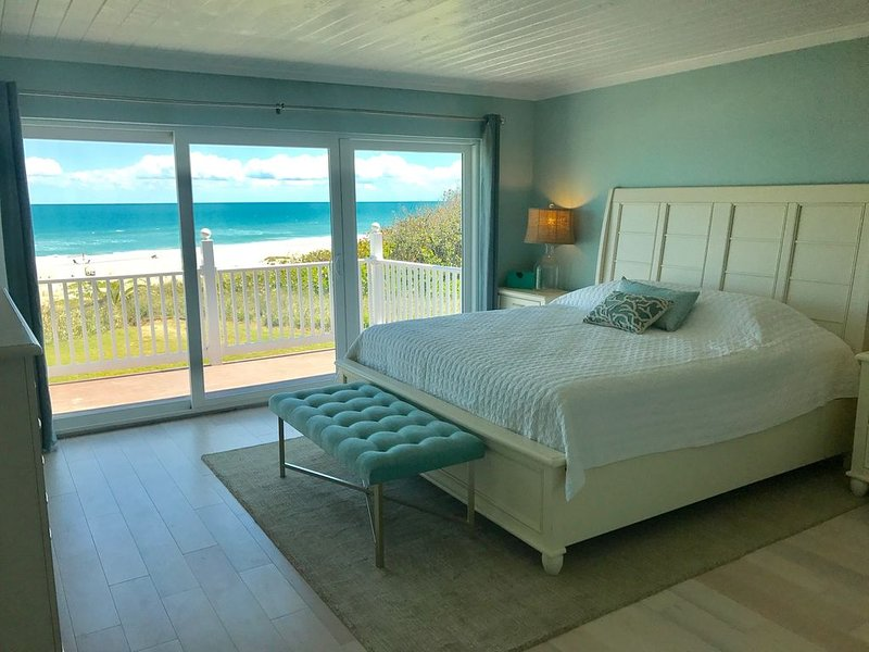 Wavecrest Oceanfront Luxury Townhome, holiday rental in Indialantic