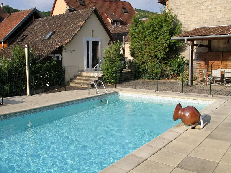 Gîte Henriette *** SPA - PISCINE Rémy HEROLD, vacation rental in Ingersheim
