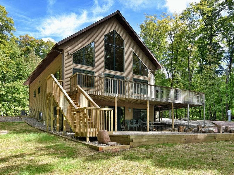 Namakabin – Cable, Wisconsin, holiday rental in Cable
