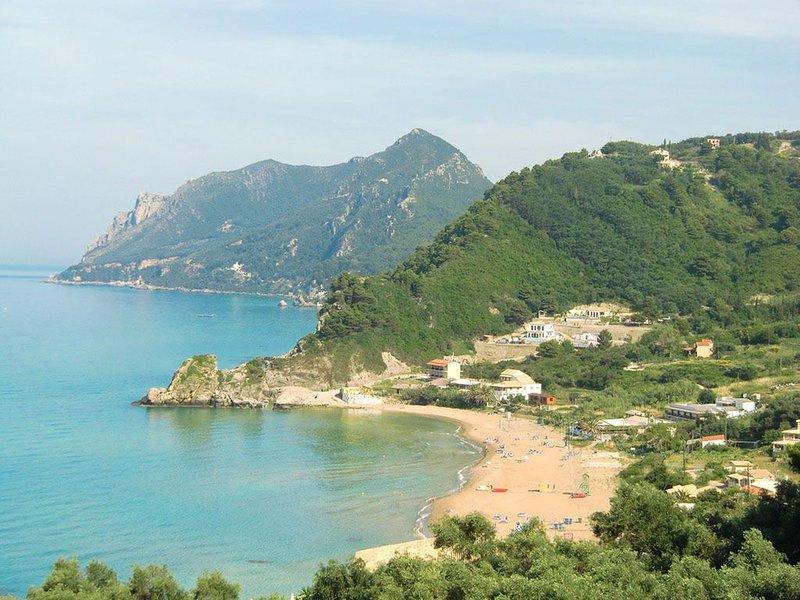 Villa Takis Pelekas Beach, holiday rental in Avramis
